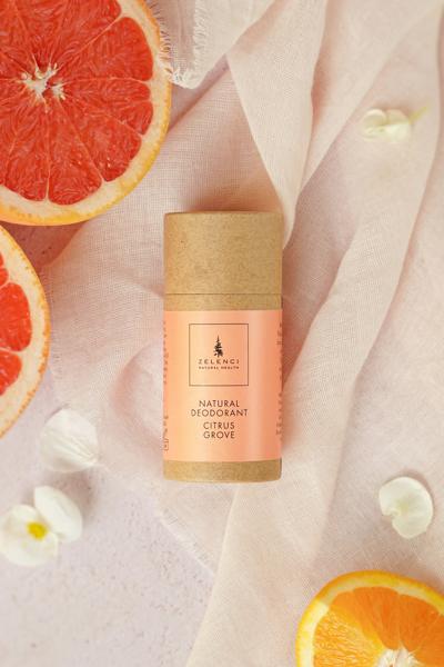 """Picture of Natural Deodorant  """"Citrus Grove"""""""